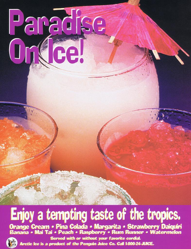 Cocktail Daiquiri Mix - Frozen Daquris