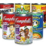 Child Care healthy snacks & can goods