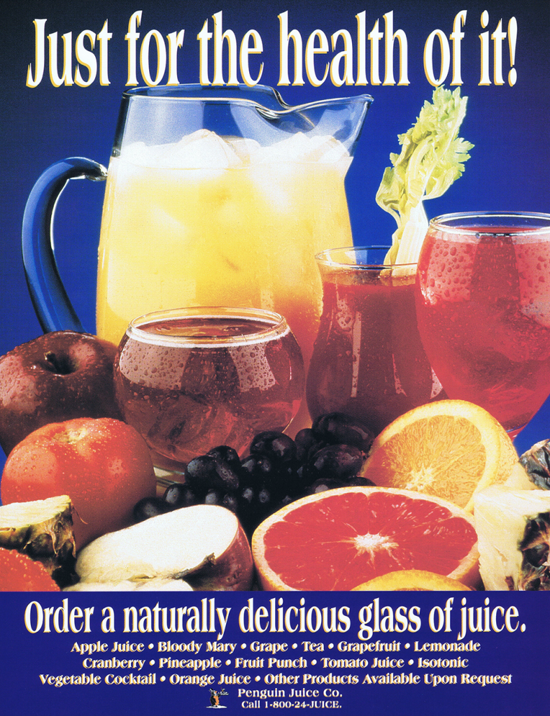 Juice Blend drinks